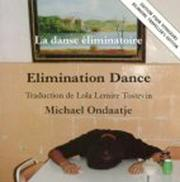 Cover of: Elimination dance