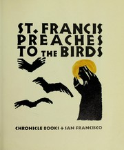 Cover of: St. Francis preaches to the birds | Schumann, Peter