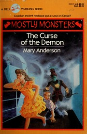 Cover of: CURSE OF THE DEMON, THE (Mostly Monsters, No 4)
