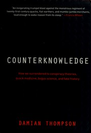 Cover of: Counterknowledge by Damian Thompson