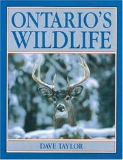 Cover of: Ontario