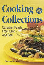 Cooking Collections by Federated Women's Institutes of Canada, Federated Women's Institutes, Mary Elizabeth Stewart