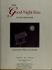Cover of: The good-night kiss