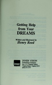 Cover of: Getting help from your dreams