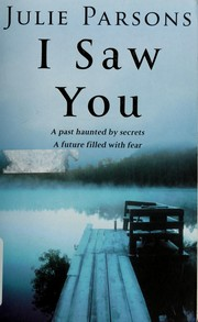 Cover of: I saw you