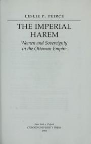 Imperial Harem