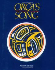 Cover of: Orca's song
