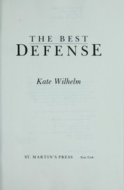 Cover of: The Best Defense