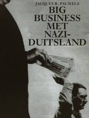 Cover of: Big business met nazi-Duitsland