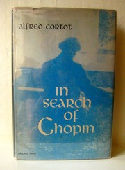 Cover of: In search of Chopin