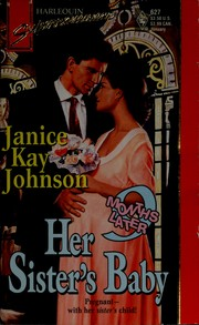 Cover of: Her sister's baby