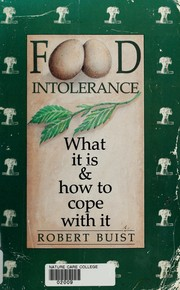 Cover of: Food Intolerance
