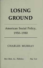 Cover of: Losing Ground