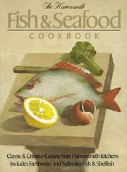 Cover of: The Harrowsmith Fish and Seafood Cookbook |
