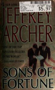 Cover of: Sons of fortune | Jeffrey Archer