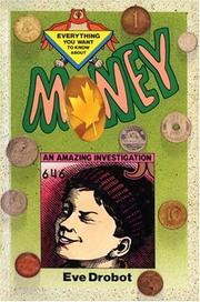 Cover of: Money | Eve Drobot