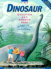 Cover of: Dinosaur Question and Answer Book