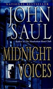 Cover of: Midnight voices | John Saul