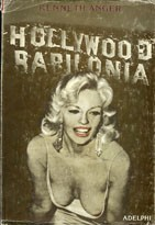 Cover of: Kenneth Anger's Hollywood babylon | Kenneth Anger