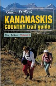 Cover of: Kananaskis Country Trail Guide, Volume 2