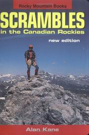 Cover of: Scrambles in the Canadian Rockies