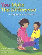 Cover of: You Make the Difference