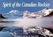 Cover of: Spirit of the Canadian Rockies