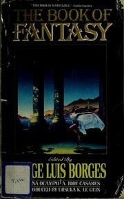 Cover of: The Book of Fantasy
