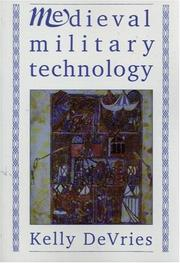 Cover of: Medieval military technology