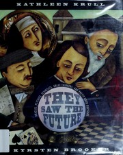 Cover of: They saw the future | Kathleen Krull