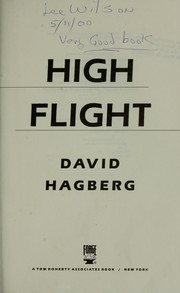 Cover of: High flight