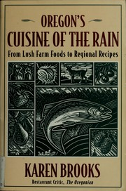 Cover of: Oregon's cuisine of the rain