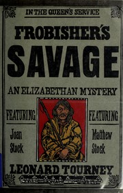 Cover of: Frobisher's savage