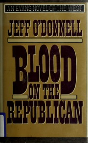 Cover of: Blood on the Republican