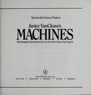 Cover of: Machines