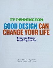 Cover of: Good Design Can Change Your Life