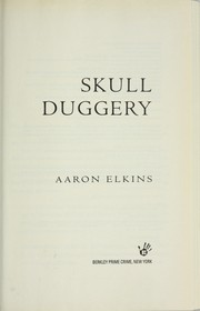 Cover of: Skull Duggery