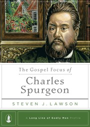 Cover of: The Gospel focus of Charles Spurgeon