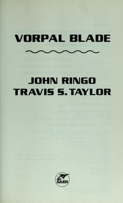 Cover of: Vorpal blade / John Ringo and Travis S. Taylor