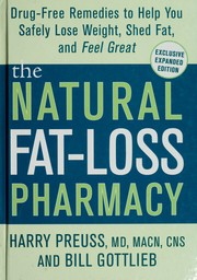 Cover of: The natural fat loss pharmacy | Harry G. Preuss