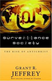 Cover of: Surveillance society