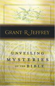 Cover of: Unveiling Mysteries of the Bible