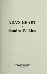 Cover of: Ada's heart