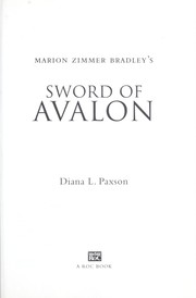 Cover of: Sword of Avalon