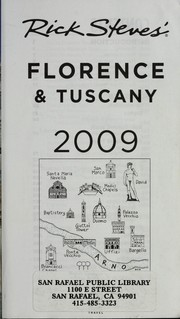Cover of: Rick Steves' Florence and Tuscany 2009