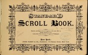 Cover of: Standard scroll book by David H. Moser