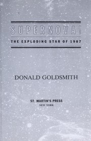 Cover of: Supernova