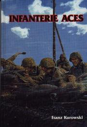 Cover of: Infanterie aces