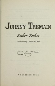 an overview of johnny tremains life Each year, i read the story johnny tremain by esther forbes with my fifth grade students for students who require modifications or who may be struggling with comprehension, i have made summarized versions of each chapter of the book that includes simplified text and corresponding images.