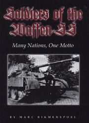 Cover of: Soldiers of the Waffen-SS